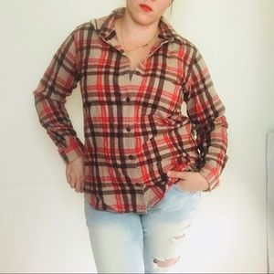 REI | Rugged Plaid Flannel